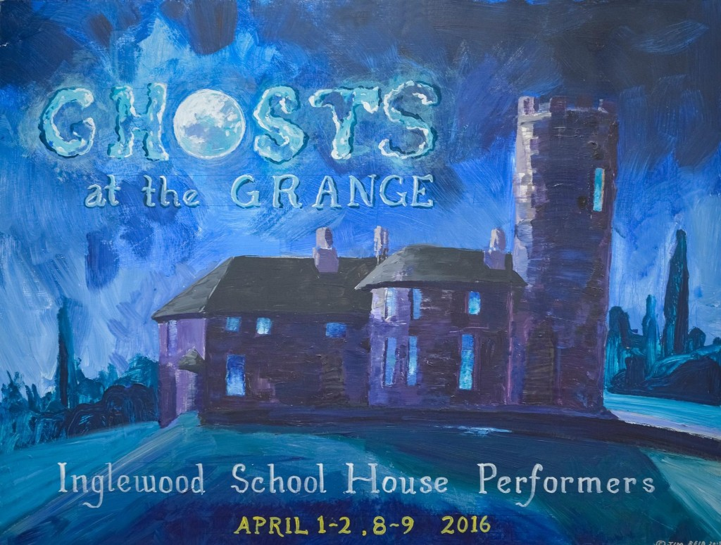 Ghosts at the Grange